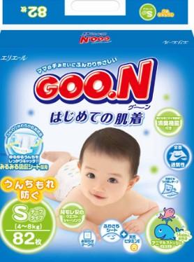 Детский мир памперсы goon